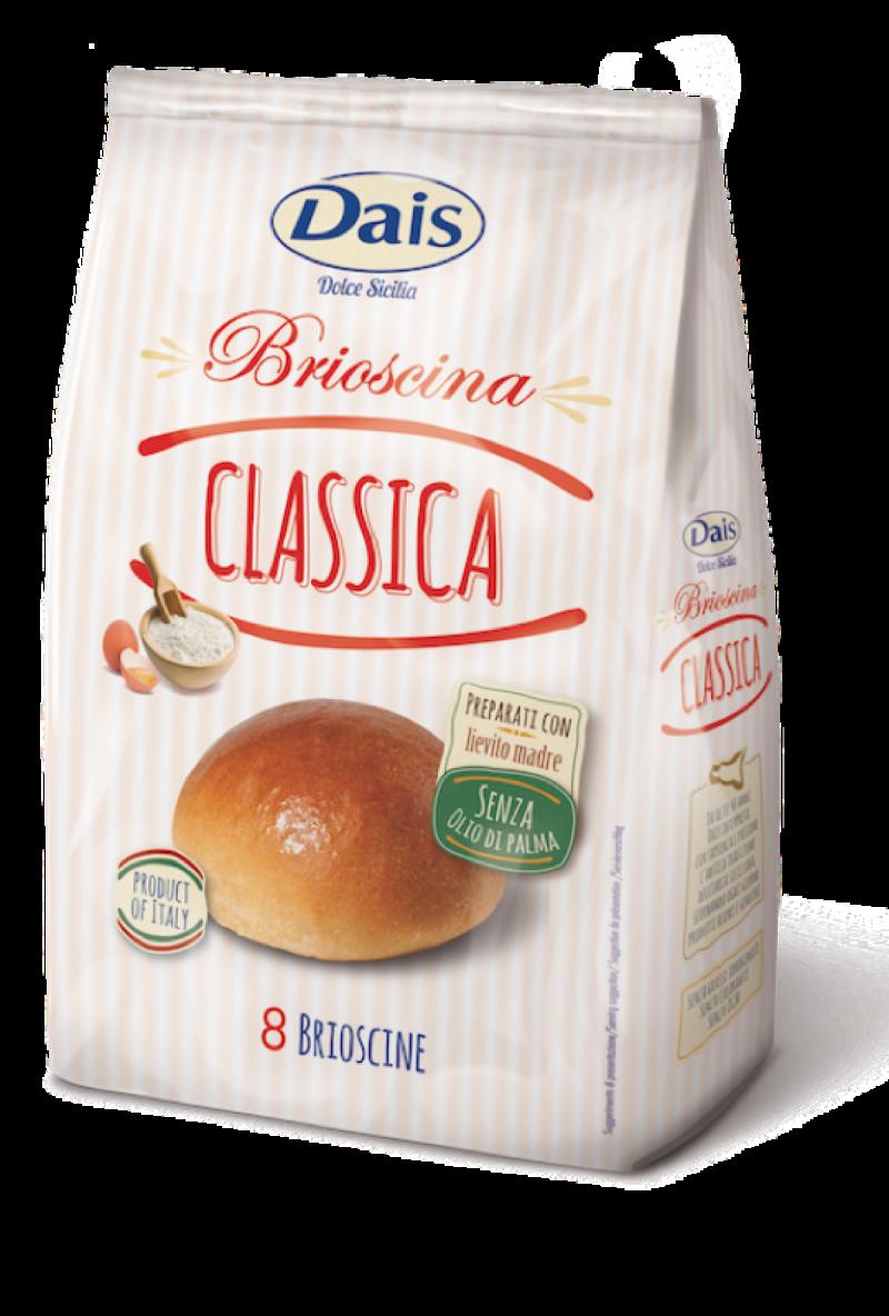 Brioscine-Snack
