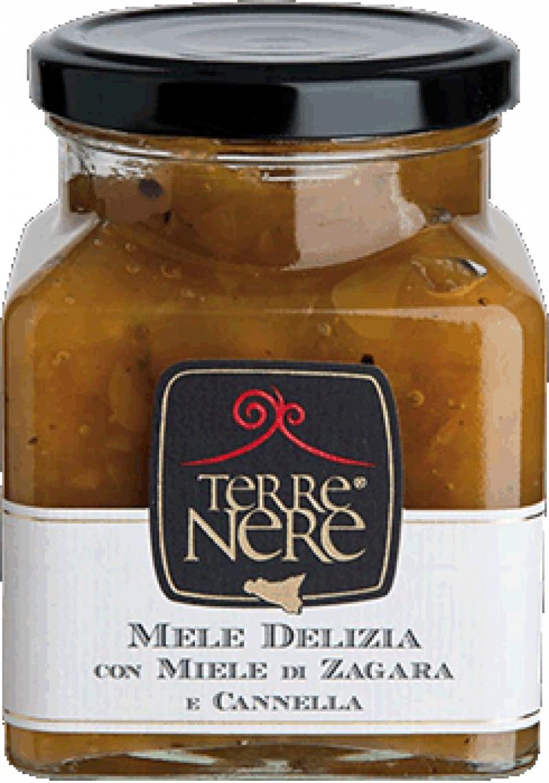Confettura-di-Mele-Delizia-con-Miele-di-Zagara-e-Cannella