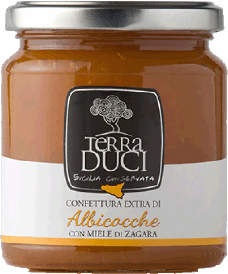 Confettura-Extra-di-Albicocche-con-Miele-di-Zagara