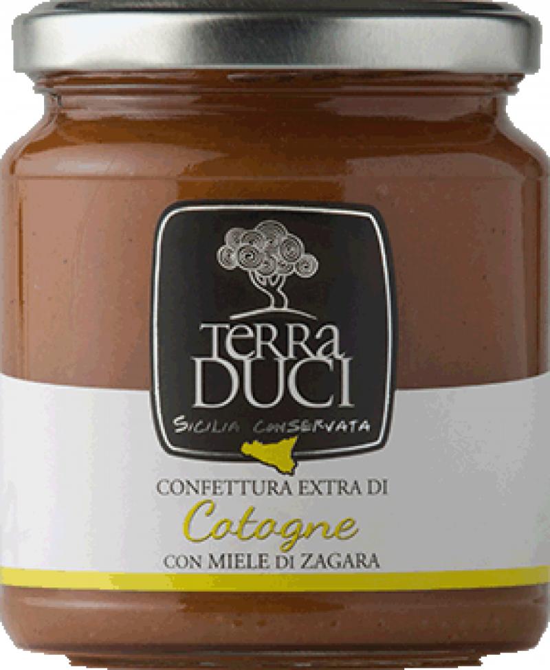 Confettura-Extra-di-Cotogne-con-Miele-di-Zagara