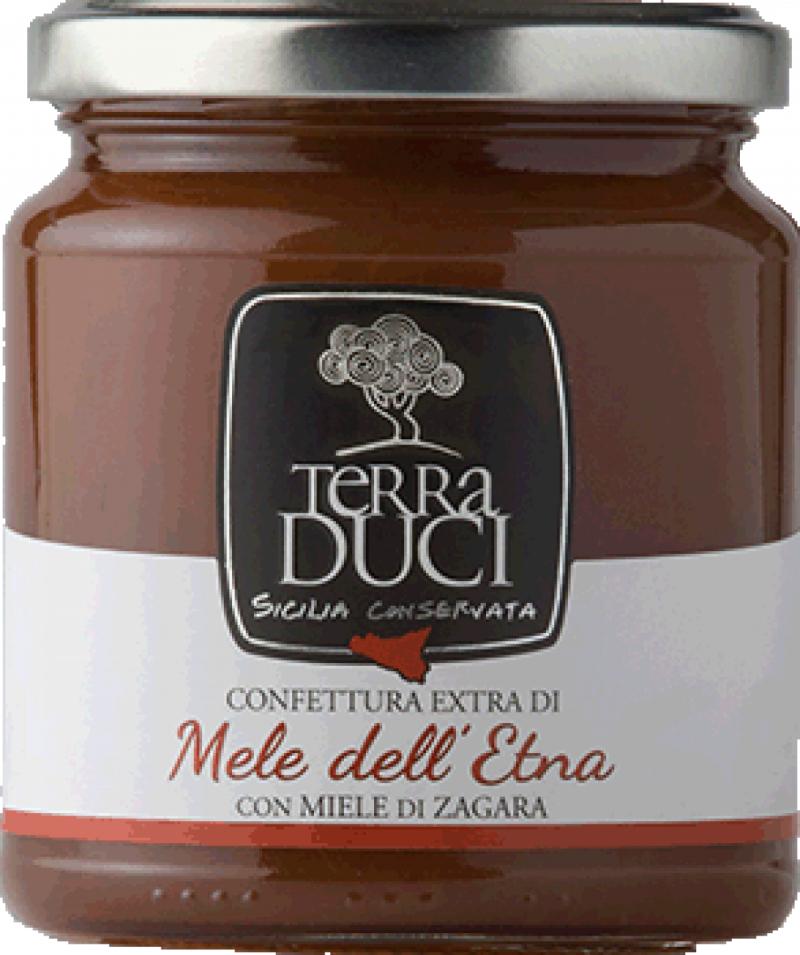 Confettura-Extra-di-Mele-dell'Etna-con-Miele-di-Zagara