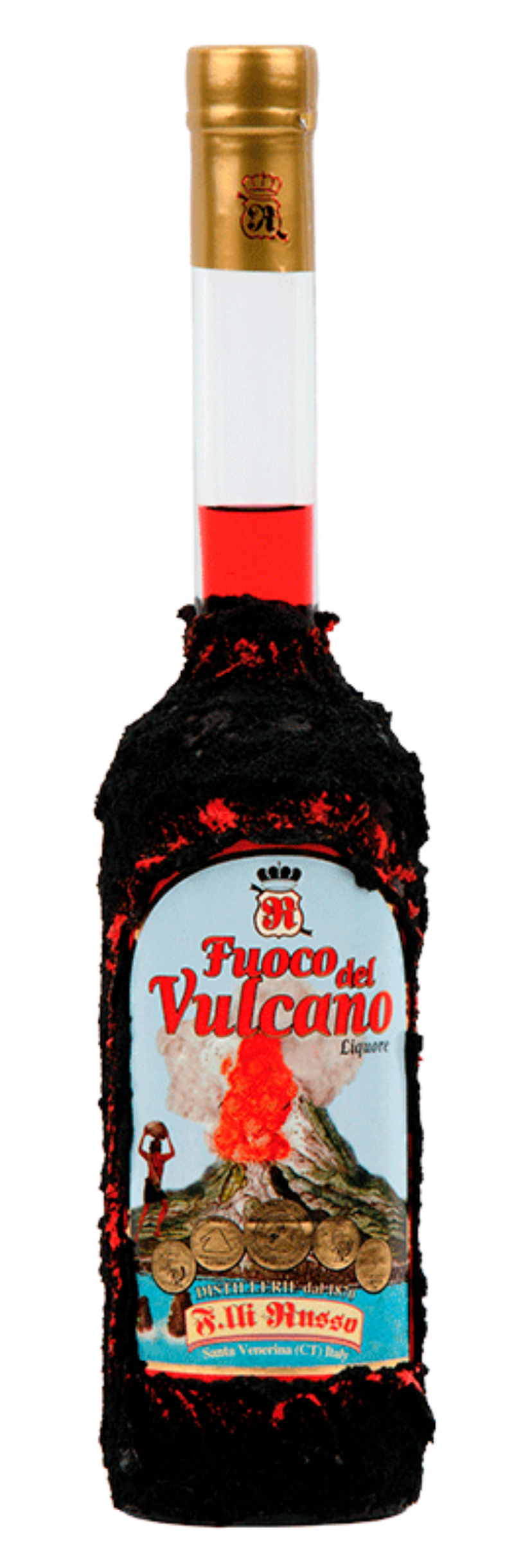 Volcano-Fire
