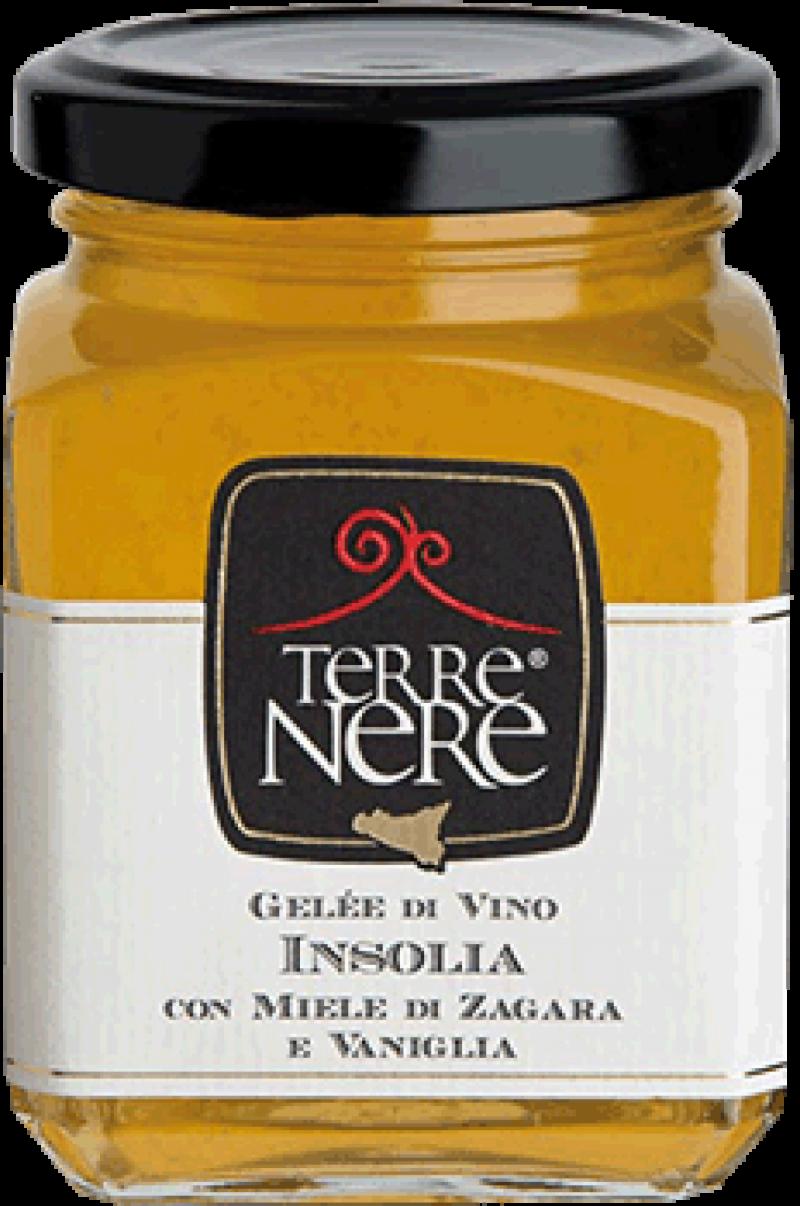 Gelée-di-Vino-Insolia-con-Miele-di-Zagara-e-Vaniglia