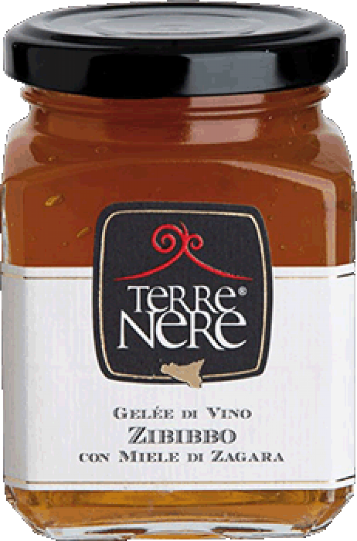 Gelée-di-Vino-Zibibbo-con-Miele-di-Zagara