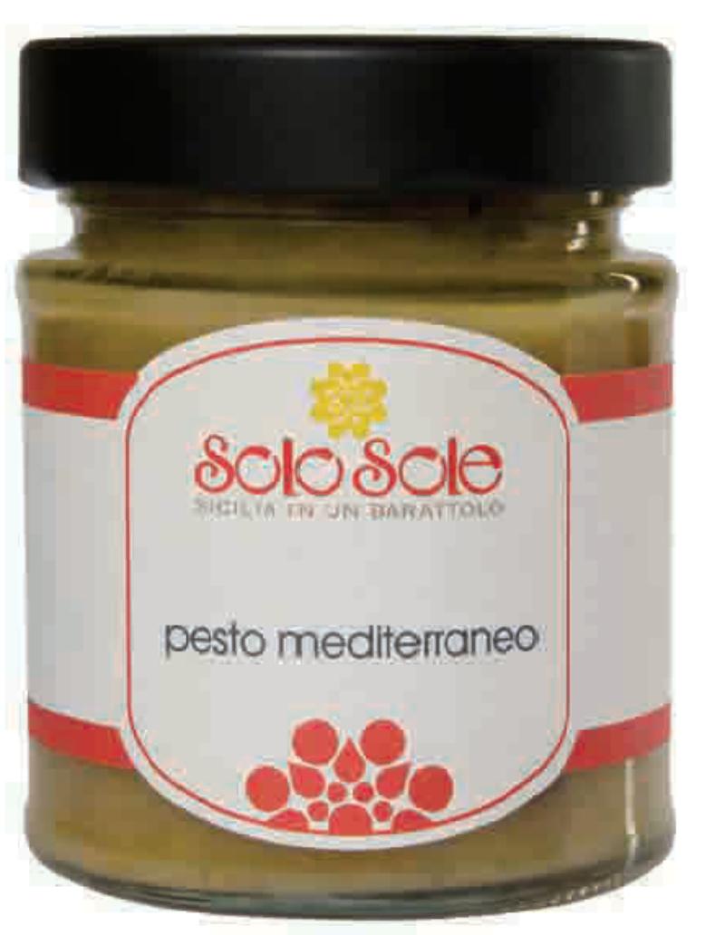 Pesto-Mediterraneo