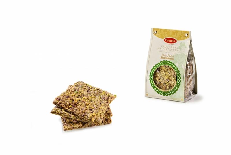 Pistachio's-Crunchy