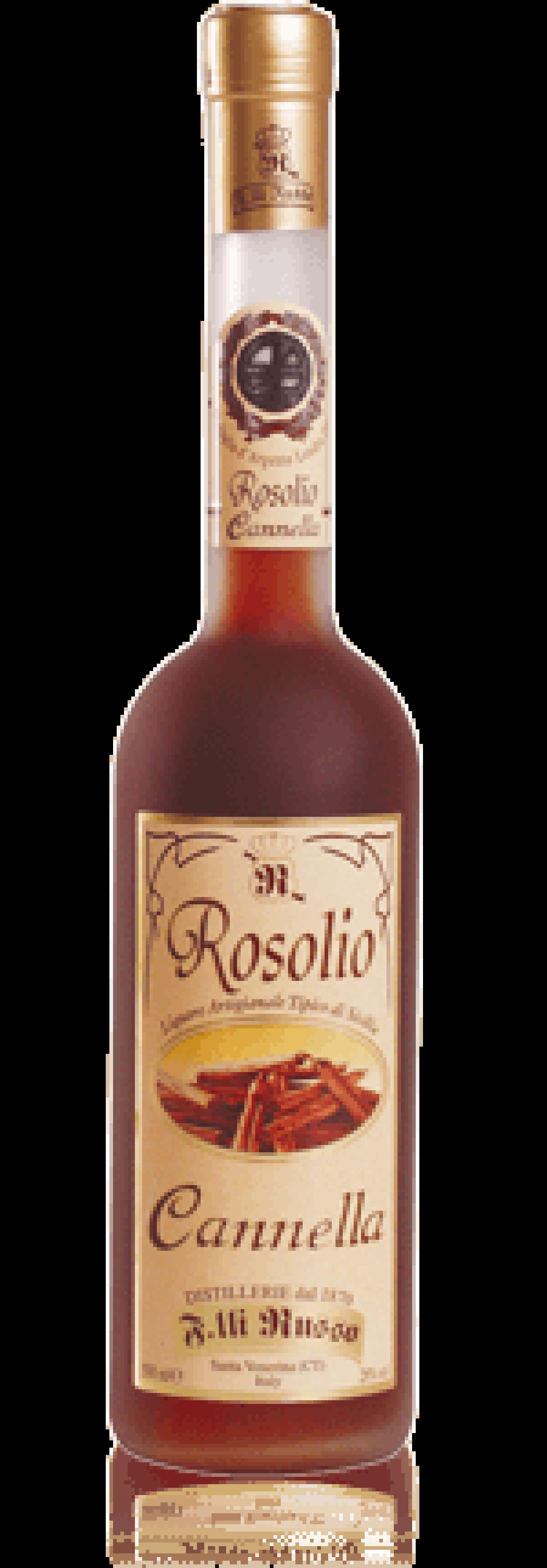 Rosolio-Cinnamon