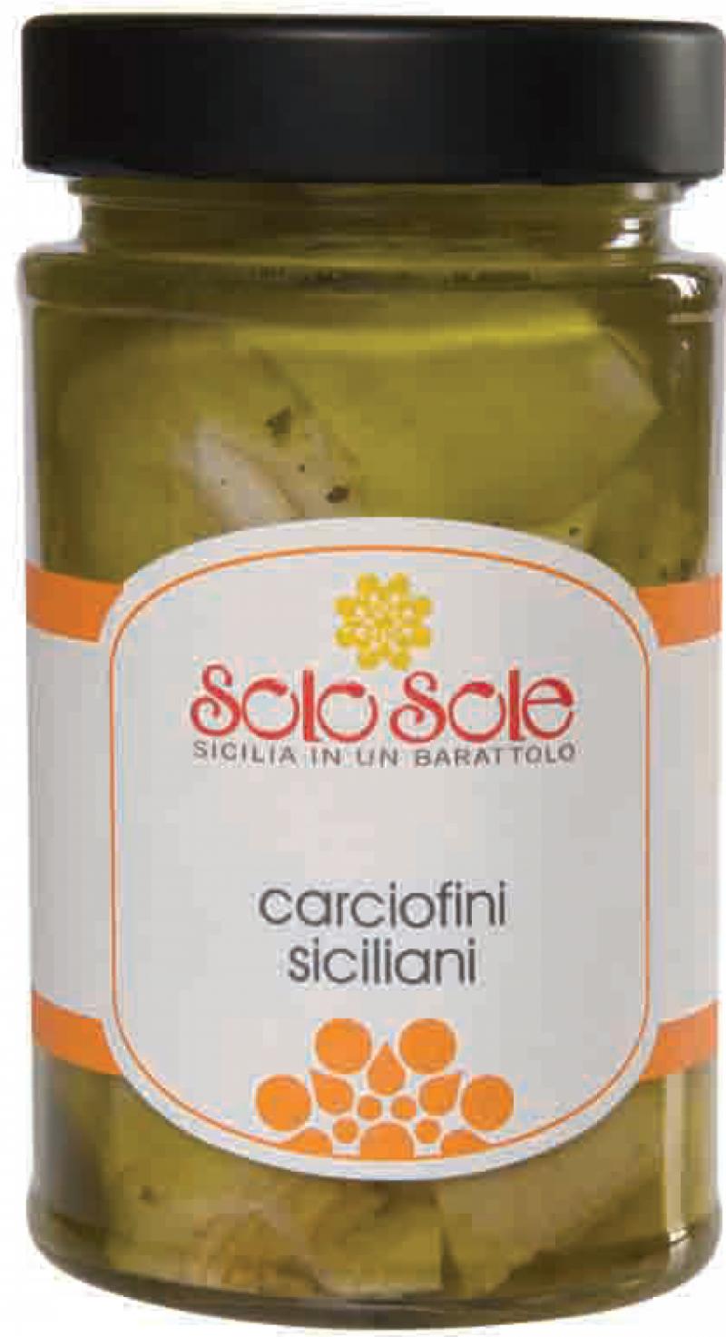 Sicilian-Artichokes